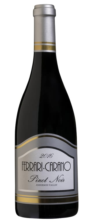2016  											Pinot Noir					 Bottle